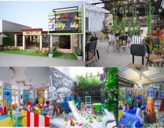 Mô Hình Quán Cafe Kết Hợp Khu Vui Chơi Trẻ Em Giải Pháp Kinh Doanh Thành Công 100%