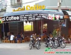 Thiết kế Thi Công Nội Thất Quán Cafe Bóng Đá NowGoal Coffe