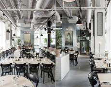 Phong Cách Nội Thất Cafe Công Nghiệp